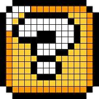 Pixel Art Mario