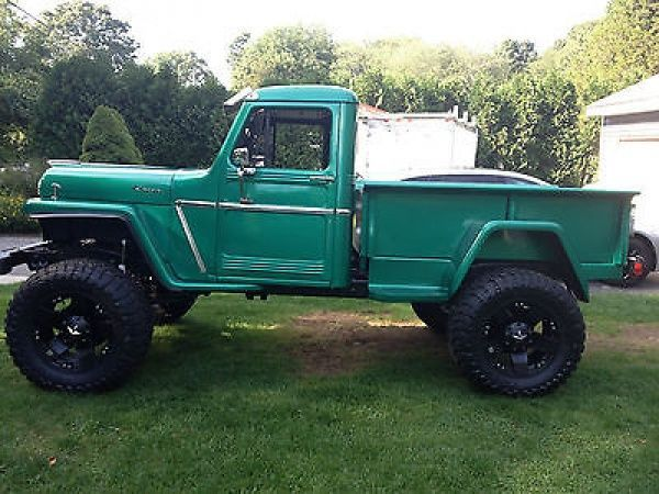 Willys Jeep Pickup Truck 1955