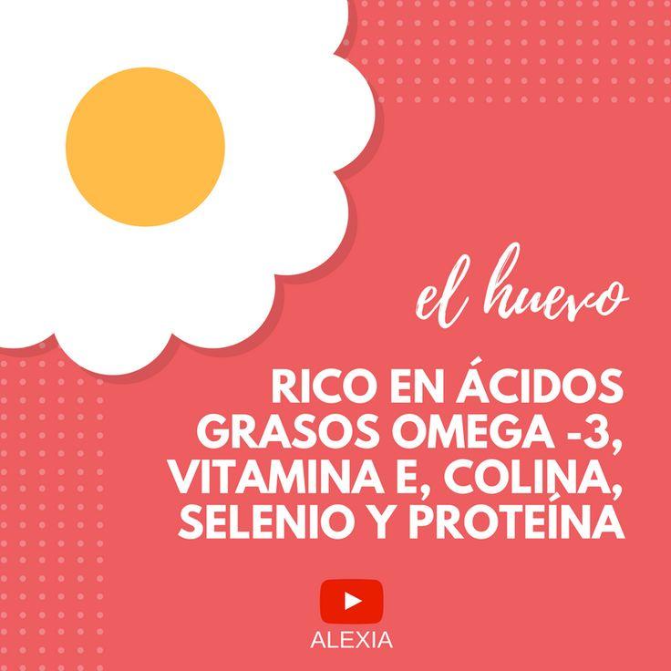 LOS #HUEVOS ENTEROS 🥚🥚, ESPECIALMENTE LOS DE GRANJA (#ORGÁNICOS 🐓🏡) , SON FUENTE DE ÁCIDOS GRASOS #OMEGA -3, VITAMINA E, SELENIO, COLINA, ASÍ COMO EN PROTEÍNA DE ALTA CALIDAD QUE NECESITAS PARA CONSTRUIR #MÚSCULO. 💪💪 LOS HUEVOS TAMBIÉN SON UNA FUENTE DE #COLESTEROL, LO QUE SUENA MALO 😓PEEERO, EN REALIDAD NO LO ES 😉, TU CUERPO NECESITA COLESTEROL PARA UNA PRODUCCIÓN #SALUDABLE DE #HORMONAS, ASÍ QUE ES ESENCIAL TANTO PARA HOMBRES 👨 COMO PARA MUJERES 👩