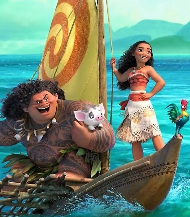Moana Directors Tease Disney Easter Eggs In Film
