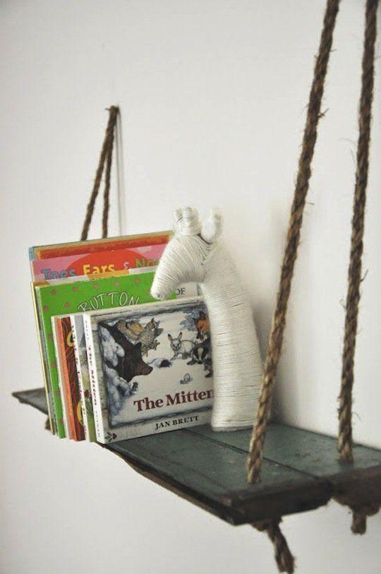 DIY On A Budget: 5 Simple + Stylish Shelves
