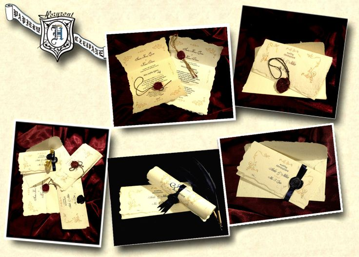 The 25+ best Gothic wedding invitations ideas on Pinterest ...