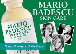 Mario Badescu säljs hos eleven.se. Mitt favoritmärke när det gäller rengöring och hudvård.
