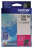 Brother - LC20EM XL High-Yield Ink Cartridge - Magenta (Pink)