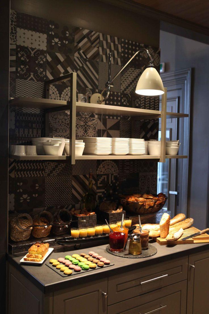 Best 25 hotel buffet ideas on pinterest hotel breakfast for Carrelage paris 15