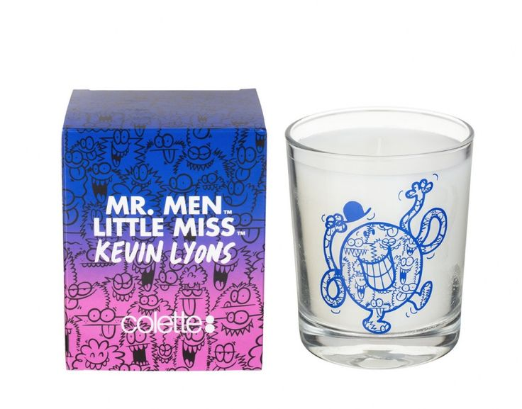 Kevin Lyons x Mr. Men/Little Misses for Colette. How great is Colette as a curator of pop art/street art?