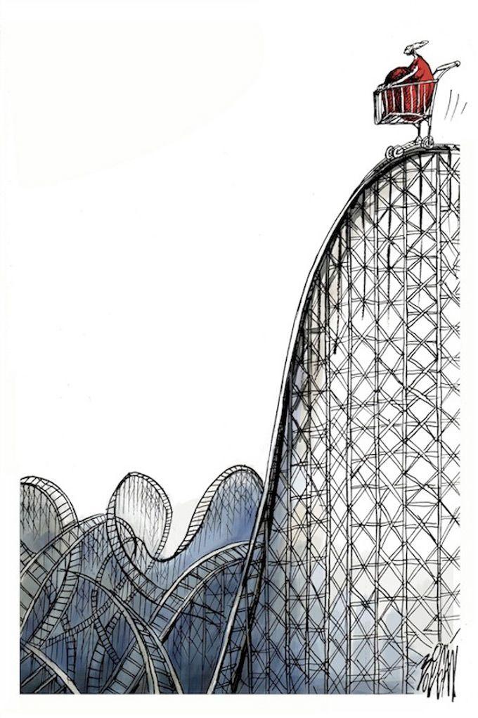 As ilustrações de Angel Boligan