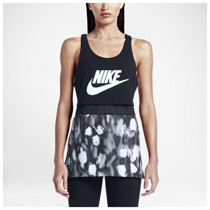 Camiseta Regata Nike AOP Graphic Feminina | Nike
