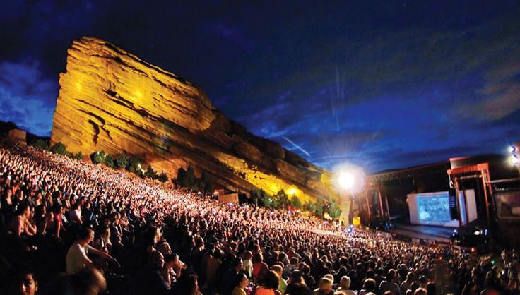 Colorado's summer music festival calendar is packed with exciting concerts and musicians who get to play on some of the nation's most beautiful outdoor stages. Be sure to see at concert at these venues.