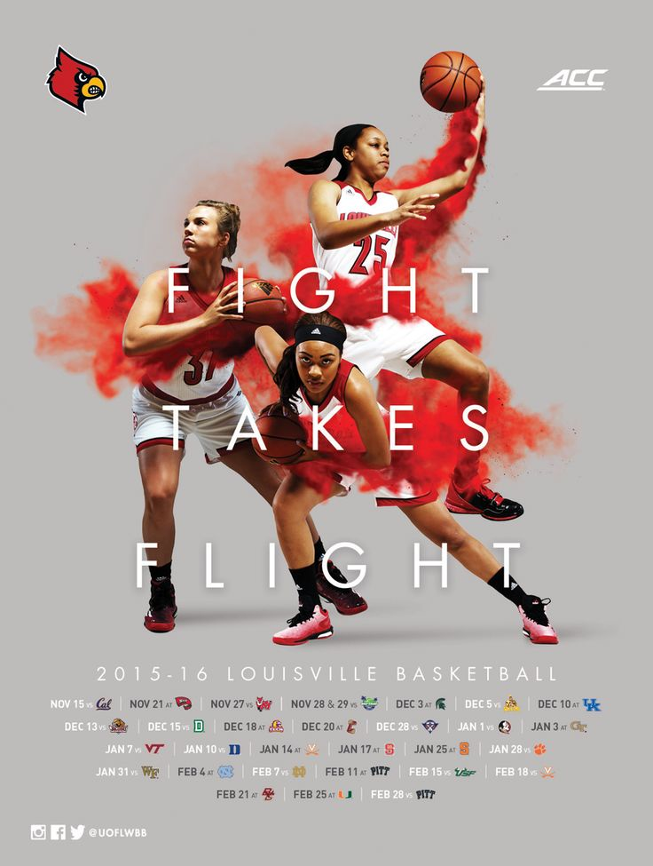 """Poster Swag on Twitter: """"#PosterSwag Top-50 Women's Hoops Posters Social Vote: RETWEET this to vote for: @GoCards @UofLWBB https://t.co/TuZueD3Ivf"""""""