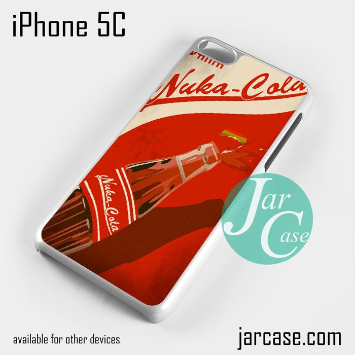 Fallout Nuka Cola Phone case for iPhone 5C and other iPhone devices