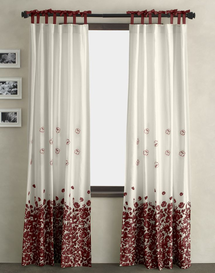 1000 images about parda on pinterest window treatments master bedrooms and drapery designs - Latest curtain designs for windows ...
