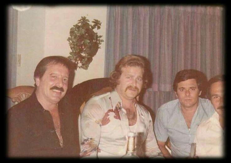 Colombo soilders, Greg Scarpa ,Bobby 'Zam' Zambardi ,unknown and Joe 'brewster' domenico.