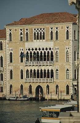 Venice: Palazzo Foscari