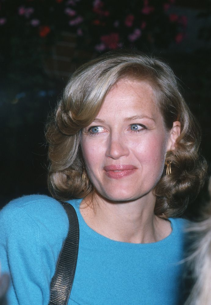 Diane Sawyer's Hair Is Amazing In This Retro Photo