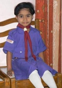 Bharat Scouts & Guides, India  Bulbuls (age 5-10)