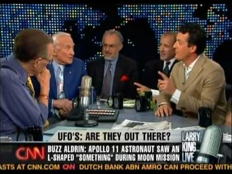 Shermer on Larry King Live with the UFOlogists