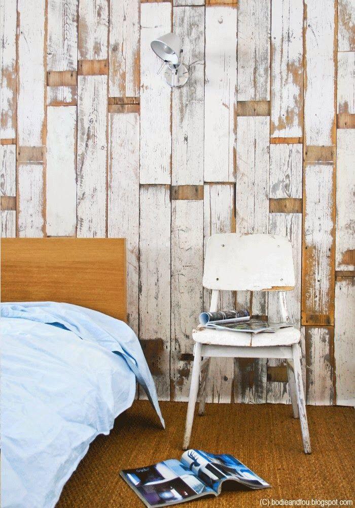 Grunge Walls, Rough Interior Design
