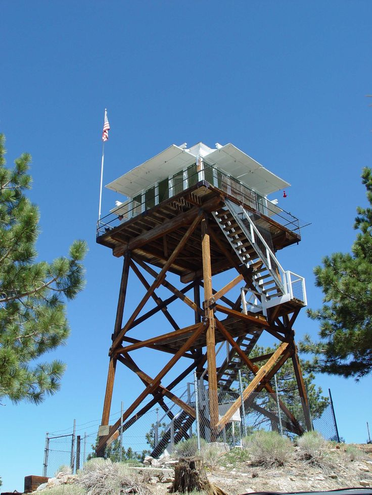 fire towers | Fire Lookout Tower