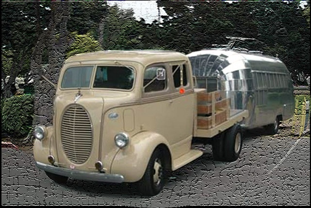 Ford COE.