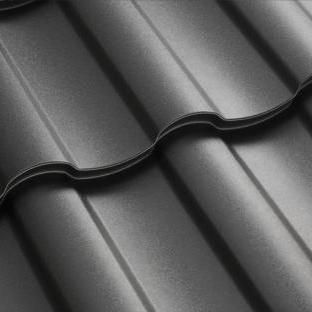 Modus roof system dark grey