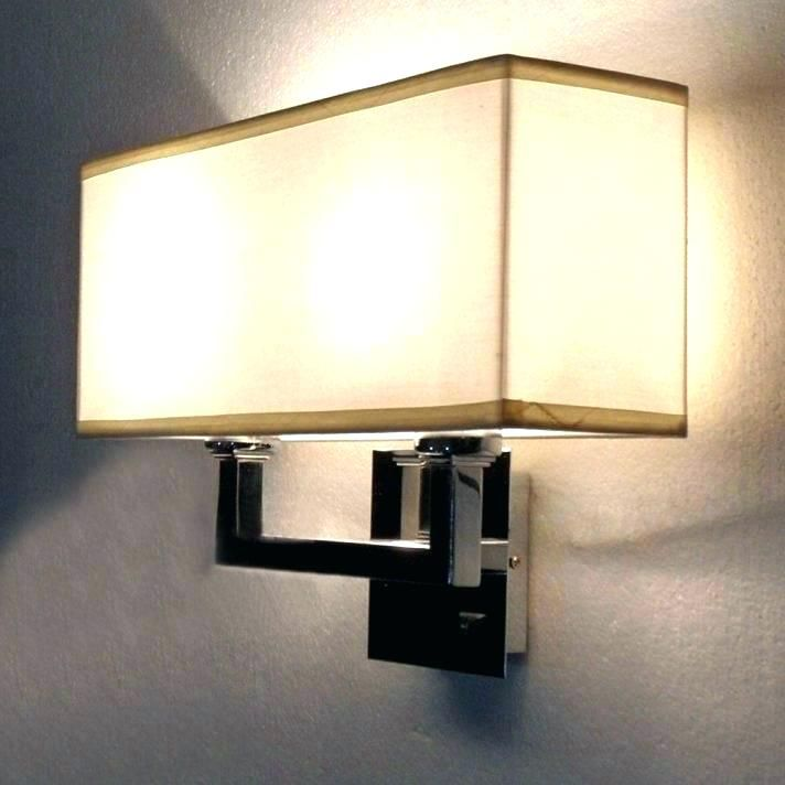 Wall Sconce With Cord And Plug