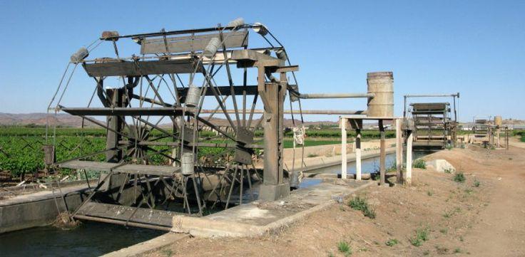 Waterwheels of Kakamas – South African Tourism
