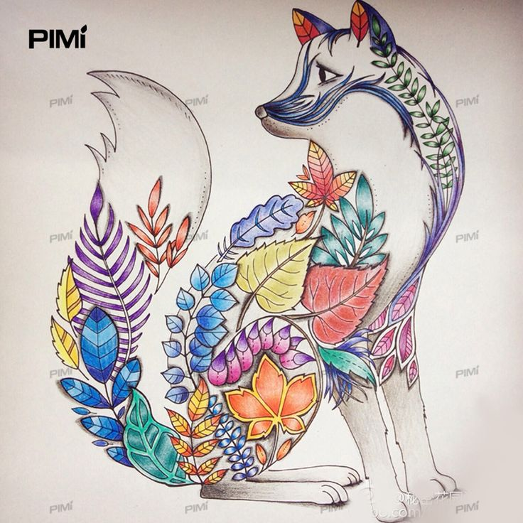 74 Best Coloring Your Way To Calm Images On Pinterest