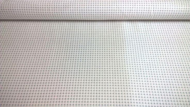 Stoff grafische Muster - Tilda Quilt Collection mini Gingham green - ein Designerstück von Stoffe-guenstig-kaufen bei DaWanda