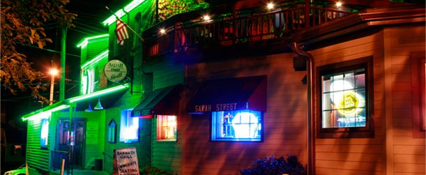 Sarah Street Bar & Grill | Sarah Street Bar & Grill