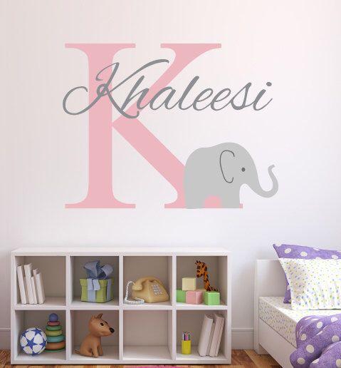 Elephant Nursery Wall Decor 19 best waverly's nursery images on pinterest | nursery ideas