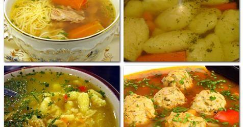 14 receptov na prísady do polievky, ktoré si nesmiete nechať ujsť! Bez nich sa už nikdy pri varení polievky nezaobídete