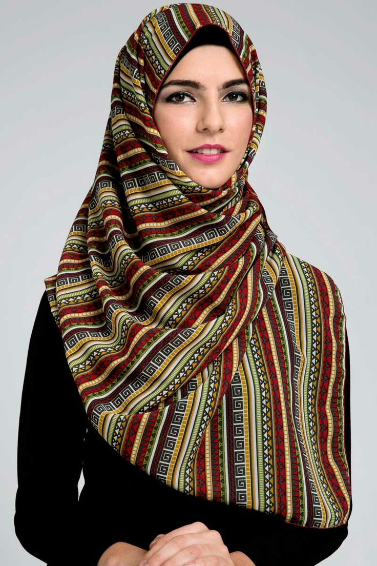 1000 Images About Hijab Tutorial On Pinterest Shawl Square
