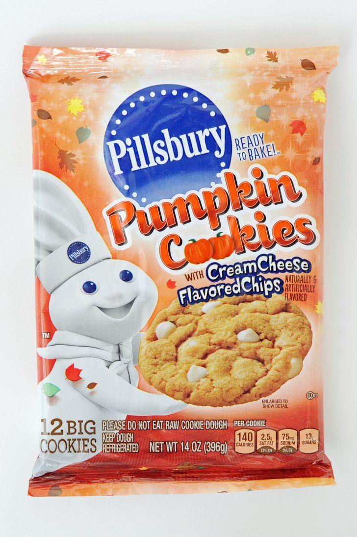 Pillsbury Ready to Bake! Pumpkin Cookies | Pumpkin cookies ...