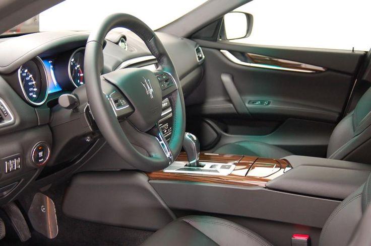Used 2014 Maserati Ghibli For Sale | Seattle, WA | Maserati of Seattle | Base Ghibli Interior