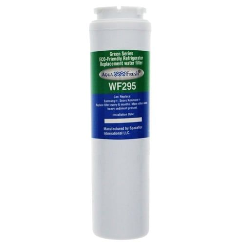 Aqua (Blue) Fresh UKF8001 / WF295 Replacement Water filter for Maytag MSD2651KES Refrigerator Model
