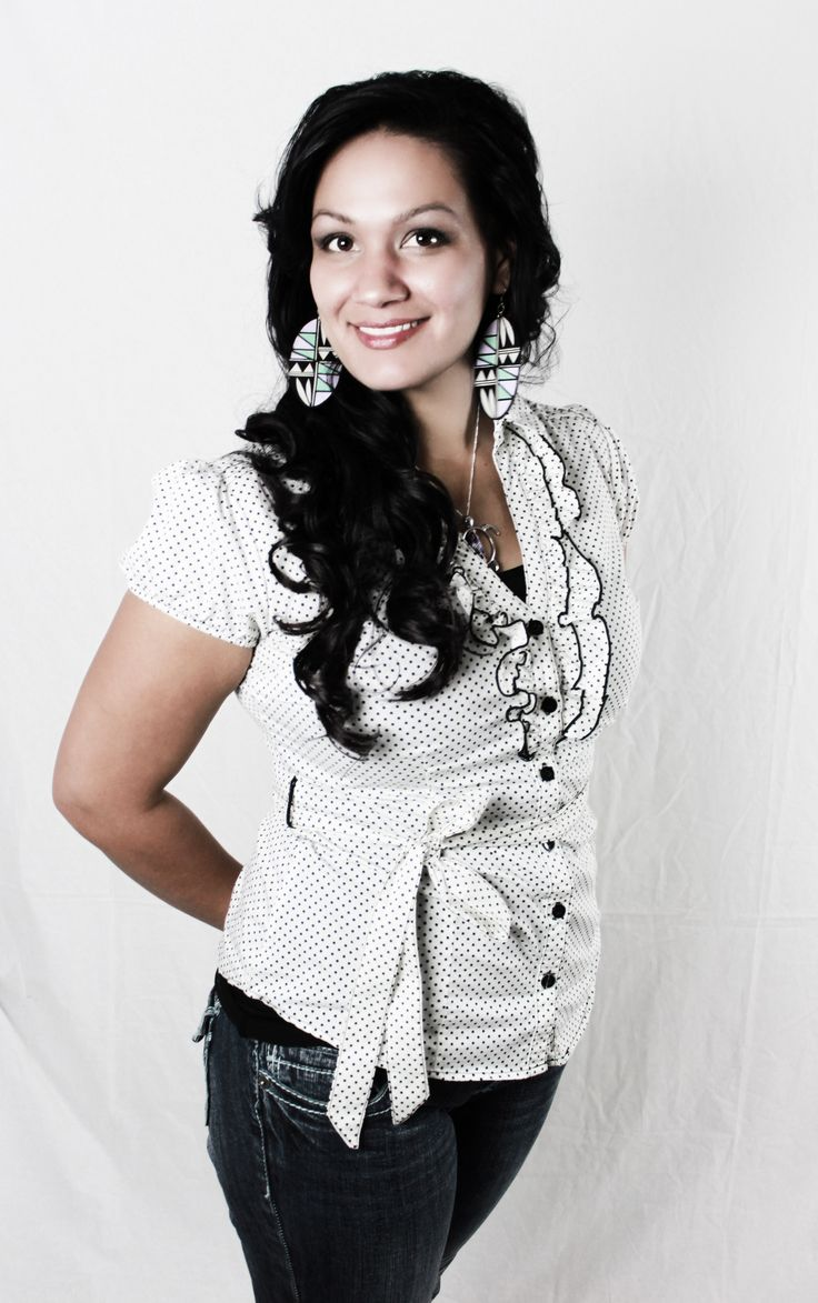 Comedian, film maker, and writer Adrianne Chalepah is a young Native American (Kiowa/Apache) female entertainer from Anadarko, Oklahoma. American community, Cha…