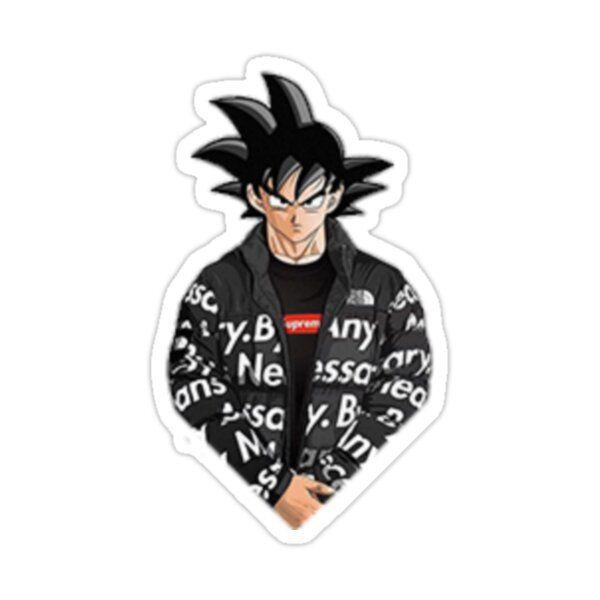 Goku Drip Sweater