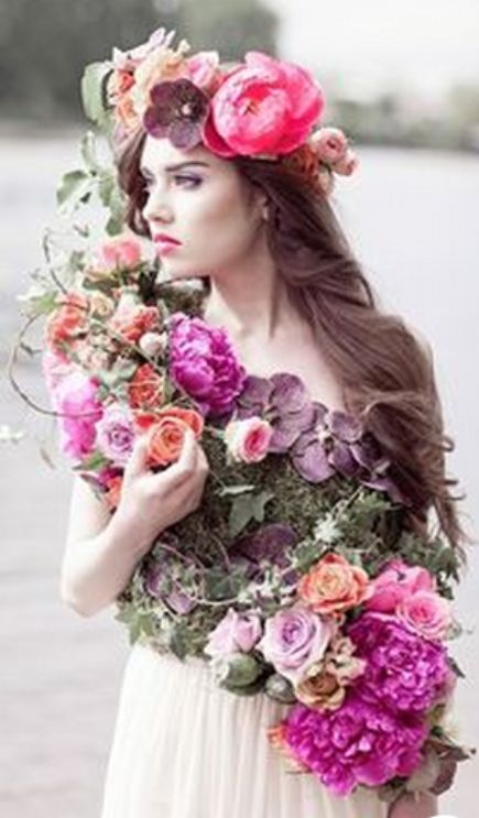 17 Best images about Flower Maiden Fantasy on Pinterest ...