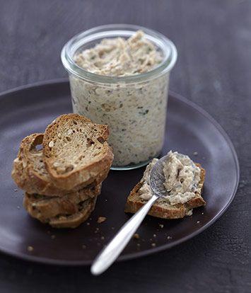 Rillette de sardines au fromage Carré Frais