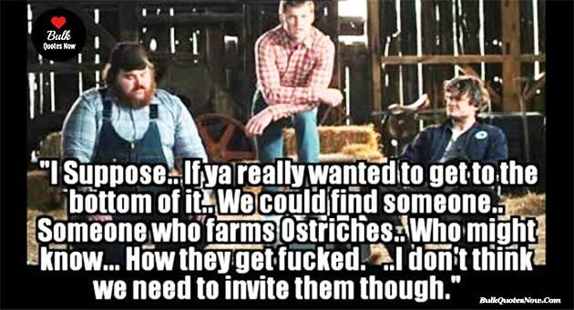 Letterkenny Gail Quotes Letterkenny Quotes Bull Quotes Quotes