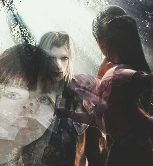 Sephiroth and Teodora edit by a friend.