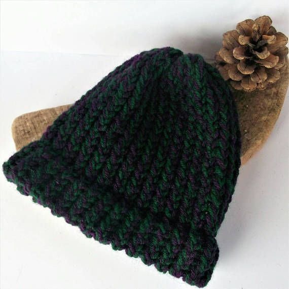Check out this item in my Etsy shop https://www.etsy.com/uk/listing/509844836/green-baby-hat-purple-baby-hat-green