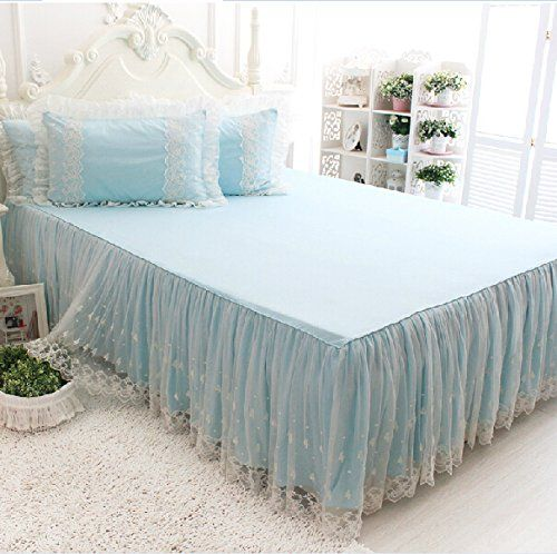 Bed skirts come in a variety of styles and can offer another useful way to bring additional pattern, color, and texture to the decor style of the bedroom. In addition to the benefits a bed skirt can have on the look and feel of your space, it can also have a more functional benefit.