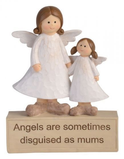 Adoring Angel Figurine - Mum