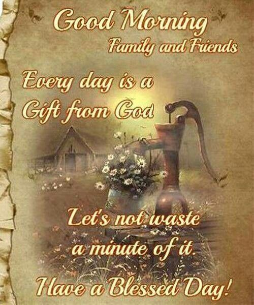 Morning Blessing Quote: 1000+ Images About Good Morning Blessings On Pinterest