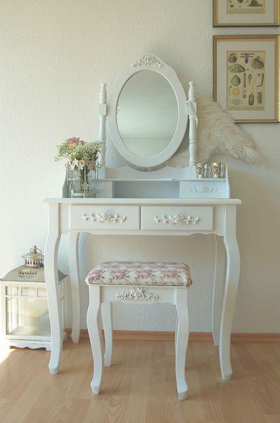 ber ideen zu vintage schminktisch auf pinterest vintage schminktische und frisiertische. Black Bedroom Furniture Sets. Home Design Ideas