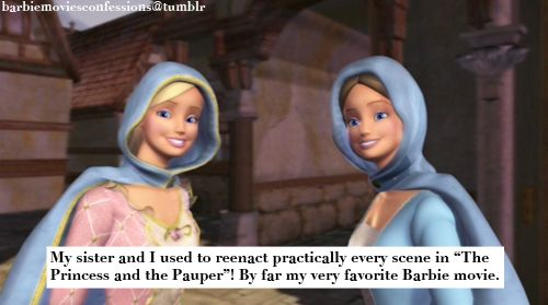 Barbie Princess and the Pauper: accurate