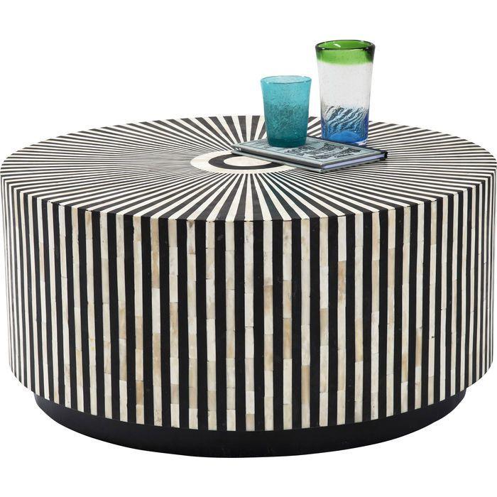 Coffee Table Electra Ø75cm - KARE Design