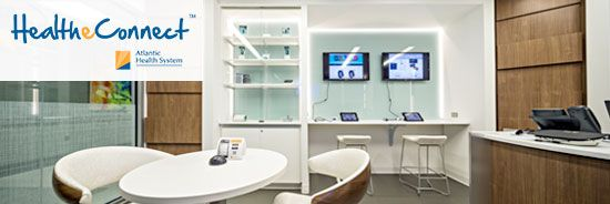 A hospital in New Jersey is opening a storefront in its lobby, modeled on the Ap…
